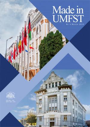 Revista MADE in UMFST Nr.6 martie 2019